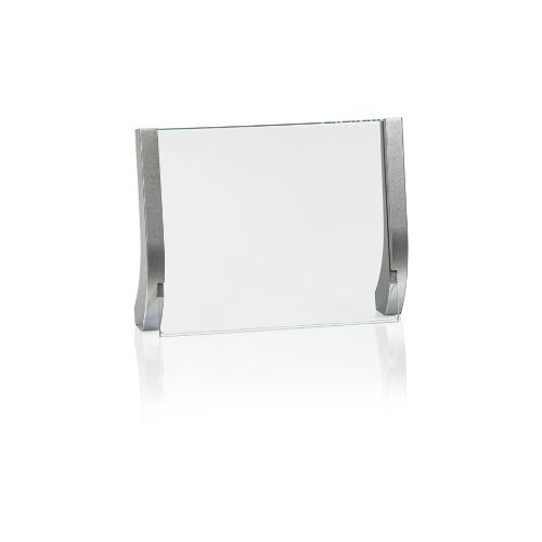 20270GA Targa rettangolare di vetro